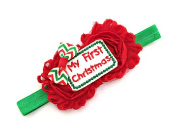 "Shop ""baby first christmas"" in Accessories"