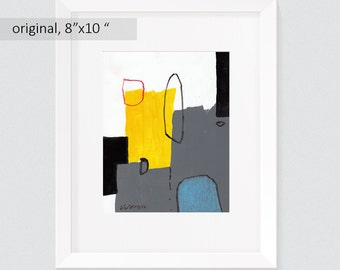 minimalist abstract painting, abstract acrylic, original abstract painting, modern painting, Abstract original paintings, kuzenny art