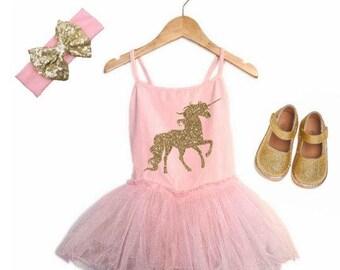 Unicorn Birthday, Outfit, Birthday Outfit, Unicorn Dress, Dress, Unicorn, Unicorn Tutu, Unicorn Tutu Dress, Birthday, Unicorn Shirt