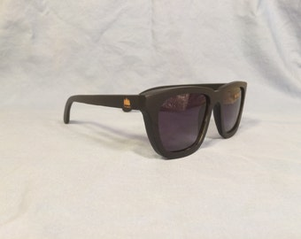 SALE (price reduced) TERMITE Wooden Sunglasses // Black Bamboo