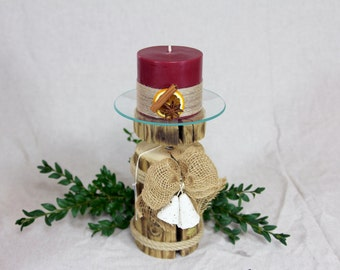 Candle, Aroma candle