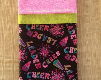 "Pillowcase - ""Cheerleader w/Paisley"""