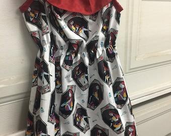 A beautiful Sally Dress