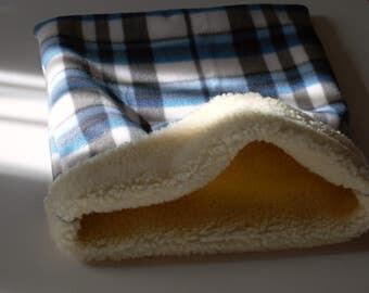 Snuggle sack/ dog bed/ snuggle pouch/ snuggle pod/ fleece blanket/pet bed/ cat bed/ soft pet bed