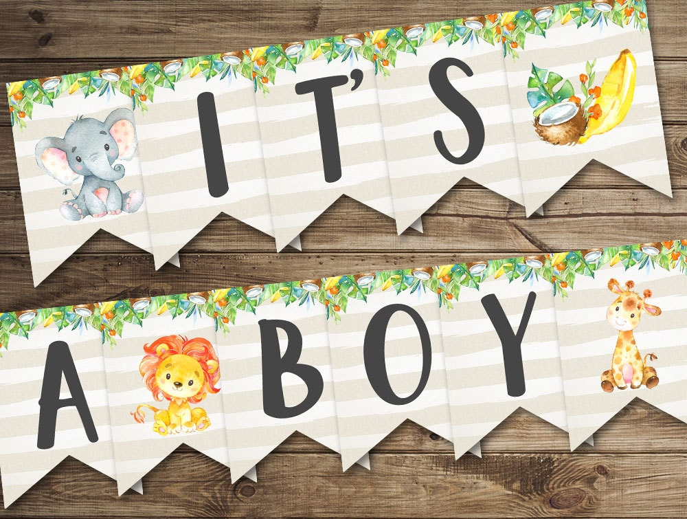 It is a photo of Amazing Free Printable Baby Shower Banner