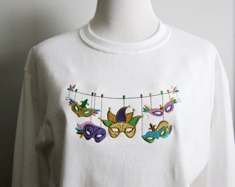 Mardi Gras T Shirt Etsy