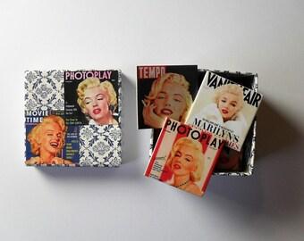 memory game  Marilyn Monroe matching game