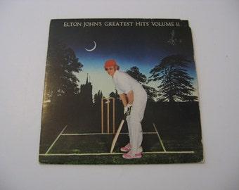 Elton John  -  Greatest Hits Volume II - Circa 1977