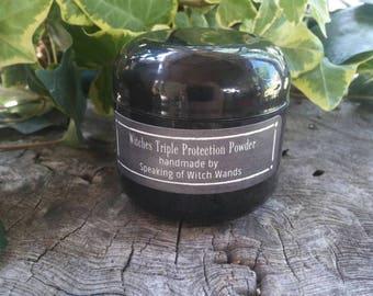 Witches Powder, Protection Powder, Full Moon Made, Blessing Powder, Triple Protection Powder, Fertility Powder