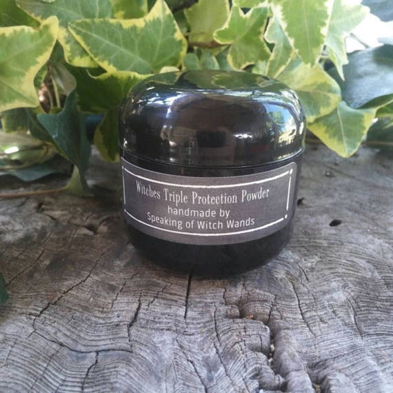 Witches Powder, Protection Powder, Full Moon Made, Blessing Powder, Triple Protection Powder, Fertility Powder