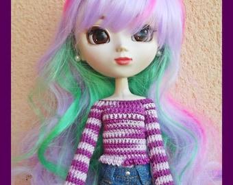 Pullip dolls sweater