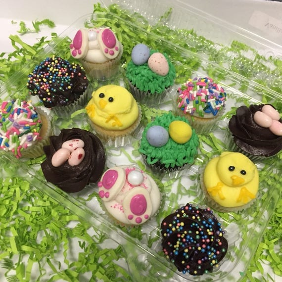 Easter Cupcakes (Pick Up Only)