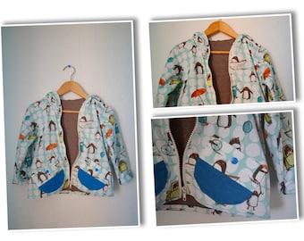 Children Jacket Penguin