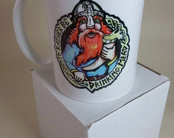 Rather Be Drinking Mead Mug
