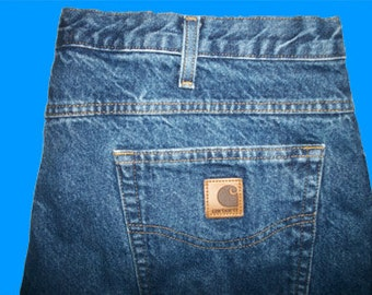 Carhartt Flannel Jeans  42 W x 32 L