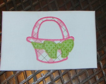 Easter Applique Design Embroidery