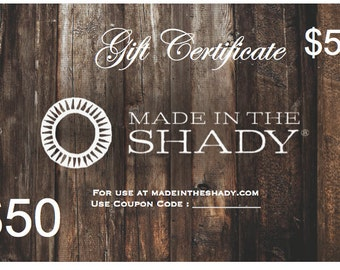 quick gift, Gift Certificate, select amount, Digital E Gift Certificate, Egift Card, Electronic Gift card, wife gift, last minute gift