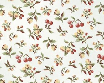 Pioneer Spirit - Cream Calico 8178-W by Maywood Studio Cotton Fabric Yardage