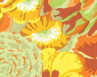 1/2 yard Kaffe Fassett Bekah Yellow GP69 fabric
