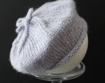 Baby Beret – Lilac