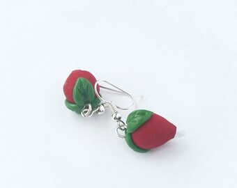 radish earrings radish earrings etsy 1494