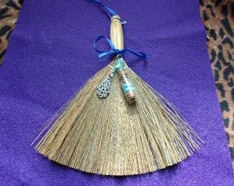 Peace and Happiness Broom Charm