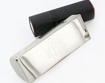 Lipstick Case w/ Mirror