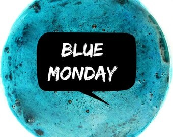 Blue Monday Vegan Bath Bomb