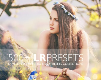500+ Lightroom Presets Big Discount Bundle