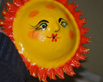 1 Coconut mask /  Sun