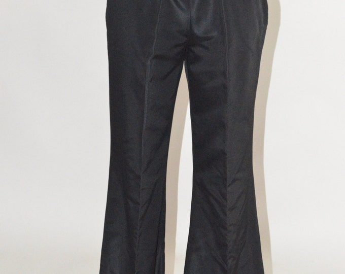 Vintage Estate Gianfranco Ferre Black Pants