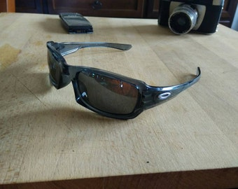 Vintage Oakley Five Crystal black made in USA!