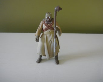 Vintage Star Wars - Tusken Raider  - The Power of the Force - 1996