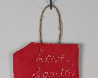 Love, Santa Tag 1