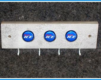 Bud Ice Key Ring Rack