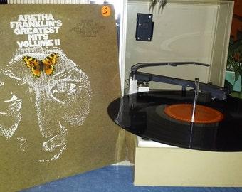 Aretha Franklin Greatest hits Vol II LP