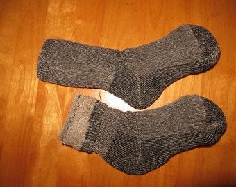Alpaca socks Small