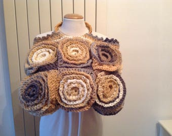 bag lady model single crochet
