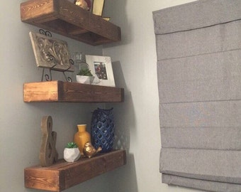 "Palletwood Floating Shelves- 24"" Length"
