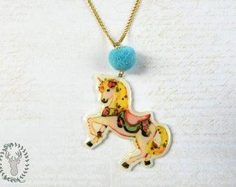 Unicornio Necklace