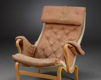 Bruno Mathssons Pernilla Chair, Dux, Design-Classics, Lounge Chair, Easy Chair
