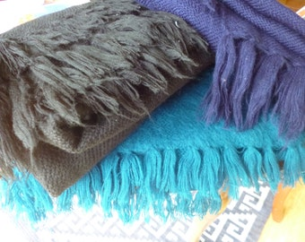 Acrilic shawls made in Guatemala