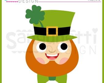 St patricks clipart, irish clipart, st patricks clip art, leprechaun clipart, spring clipart, instant download