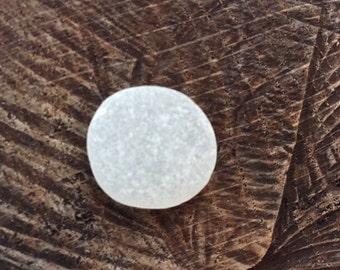 Bottle Stopper Top of Scottish Sea Glass SG 24.1.17.1