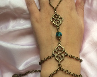 "Slave bracelet ""Ornament"""