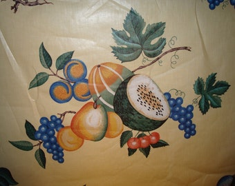 Vintage Schumacher Chintz Drapery & Upholstery Fabric