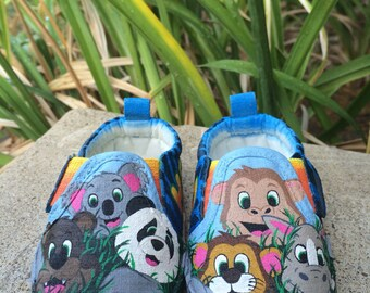 Custom Baby Kicks
