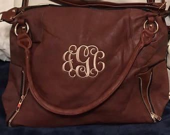 Personalized Purse,  Stylish Purse, Beown Purse, Camel purse