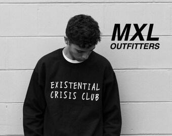 Existential Crisis Club Crewneck Sweatshirt