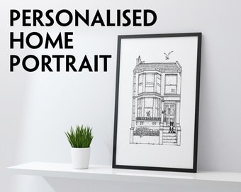 Personalised Home portrait